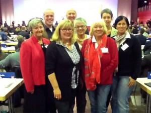 Delegierte der SPD Rhein-Kreis Neuss
