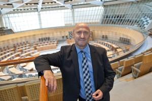 Landtagsabgeordneter Rainer Thiel