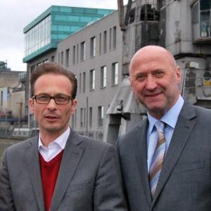 Reiner Breuer (l.) & Rainer Thiel (r.)