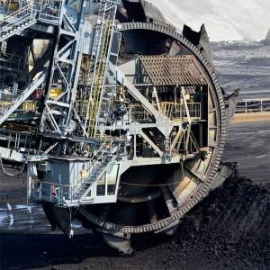 Tagebaubetrieb bis 2045 - Foto: M. Reuter
