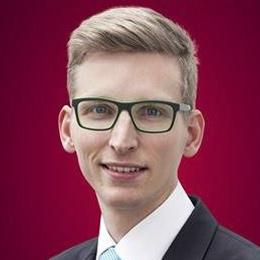 Kreisverbandsvorsitzender Daniel Rinkert