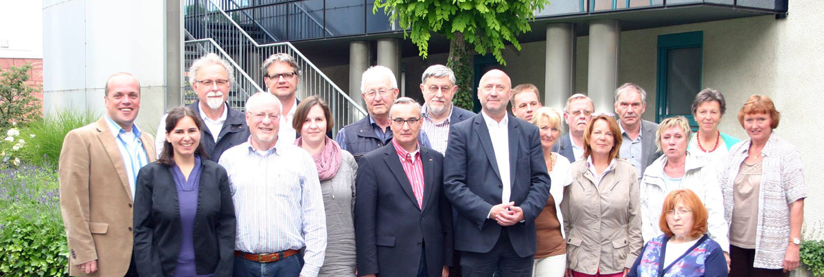Die SPD-Kreistagsfraktion Rhein-Kreis Neuss