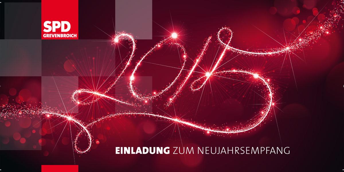 Neujahrsempfang der SPD Grevenbroich