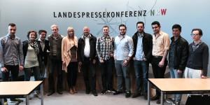 Jusos diskutierten mit Rainer Thiel MdL über die Zukunft der Braunkohle im Rhein-Kreis Neuss